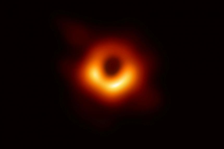 A black hole swallows up everything too close, too slow or too small to fight its gravitational force.