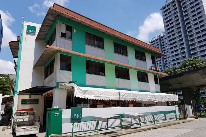 The single-ownership property in Geylang occupies a regular plot with a site area of 15,364 square feet.