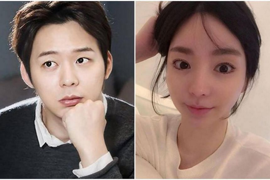JYJ's Park Yoochun revealed that he received threats from former fiancee Hwang Ha-na following their split.