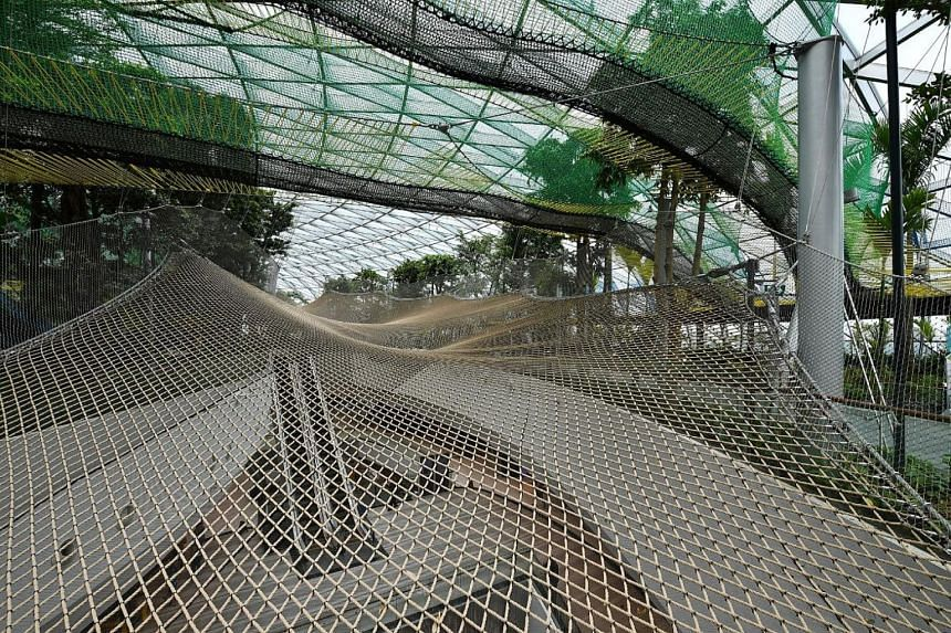 Manulife Nets at Canopy Park.