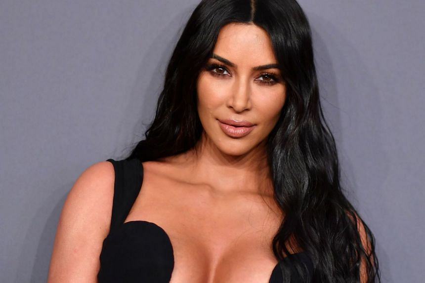 Kardashian (above) told Vogue she has begun a four-year apprenticeship with a San Francisco-based law firm.