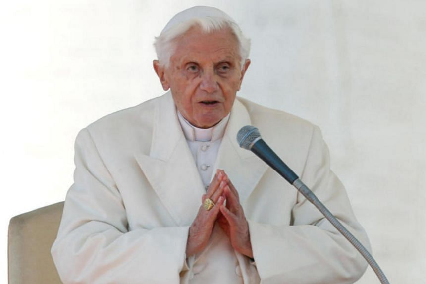 Former pope Benedict also bemoaned in a rare essay that some Catholic seminaries had an openly gay culture and thus failed to train priests properly.