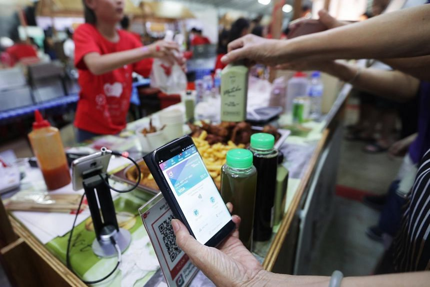Use of mobile payments in Singapore climbed 12 percentage points from 34 per cent of consumers surveyed in 2018 to 46 per cent in 2019.