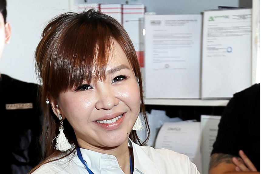 Vantage Debt Recovery director Jasmine Tan Su Ling admitted to two counts of abetment to cause harassment on April 12, 2019.