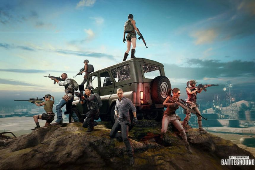 In the multiplayer PlayerUnknown's Battlegrounds, commonly known as PUBG, players parachute onto an island and scavenge for weapons and equipment to kill others and survive.