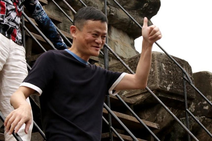 Mr Jack Ma told an internal meeting that Alibaba doesn't need people who look forward to a typical eight-hour office lifestyle, according to a post on Alibaba's official Weibo account.