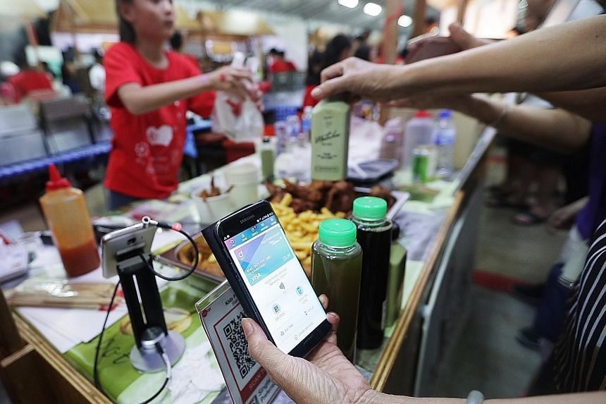 PwC noted Singapore's strong gains in mobile payment usage, saying it signifies a payoff in efforts by the Government and other mobile payment players. The survey recorded rising mobile payments in other South-east Asian nations, with Vietnam topping