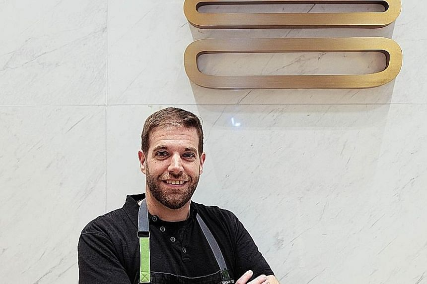 Shake Shack's culinary director Mark Rosati (above) came to Singapore many times in the past two years to do research for the flavours.