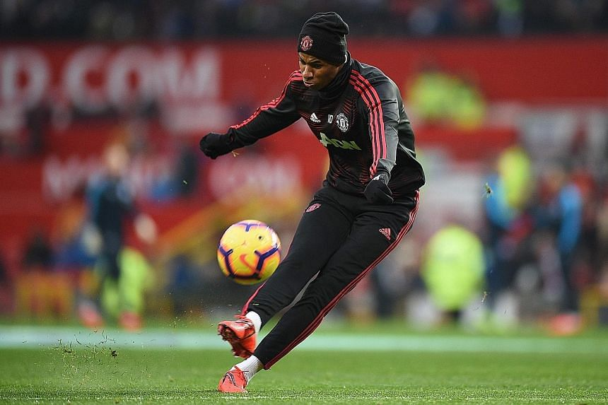 The Manchester United goal machine under Ole Gunnar Solskjaer has gone quiet of late. During their run of four defeats in five games in all competitions, Marcus Rashford and Co have managed just four goals and failed to score in two.