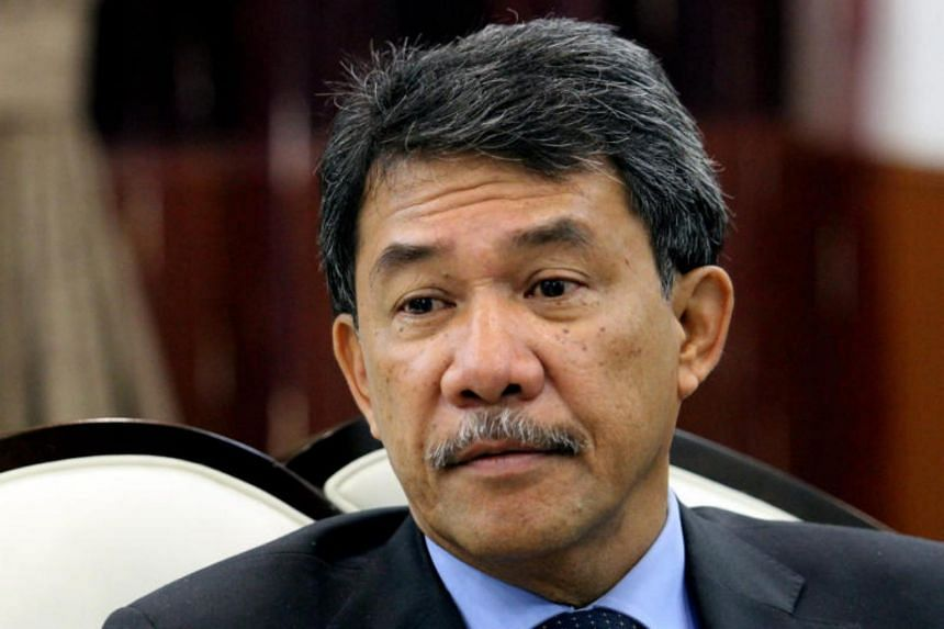 Barisan Nasional's Datuk Seri Mohamad Hasan has reportedly received 10,395 of the votes at nearly 8pm.