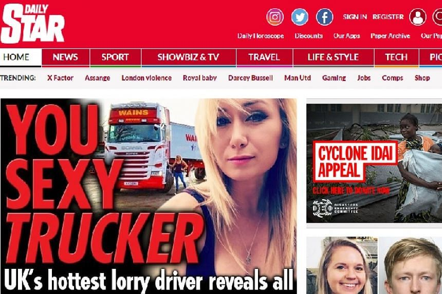 Women on page three of Britain's Daily Star newspaper will no longer be bare-breasted.