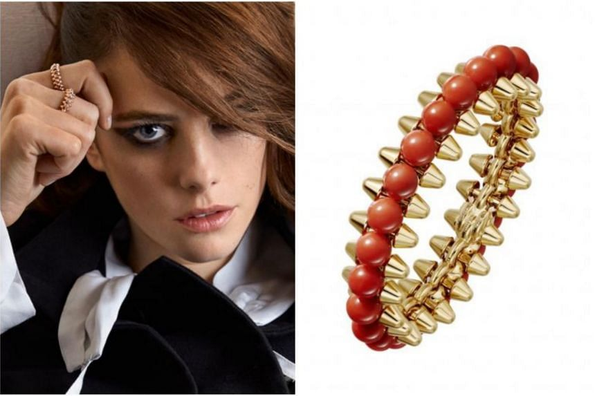 Cartier With Newsamp; Top Stories The Goes Bold GoldFashion xsdBhQCtro