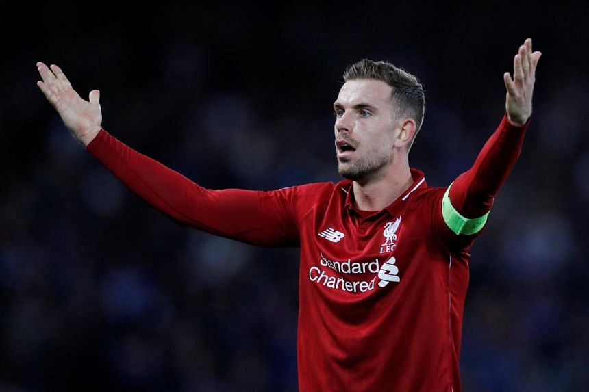 Liverpool's Jordan Henderson has already accomplished something England's so-called Golden Generation never did and played in a World Cup semi-final.