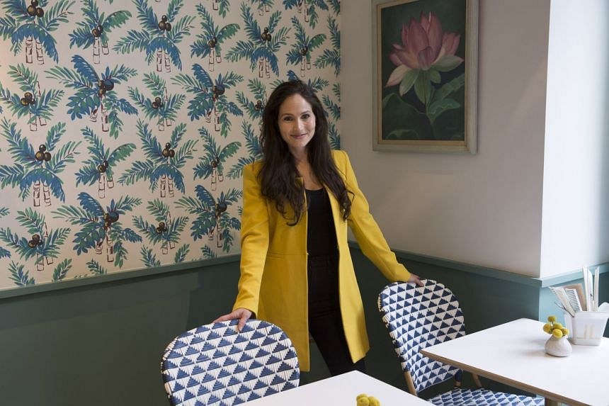 Arielle Haspel, a co-owner of Lucky Lee's.