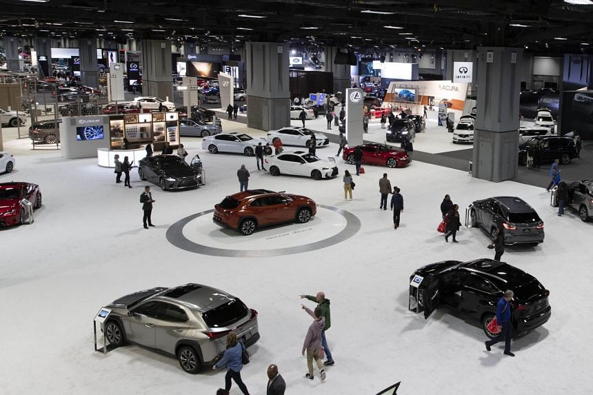 The Washington Auto Show at the Walter E. Washington Convention Center is one of the top auto shows in the United States.