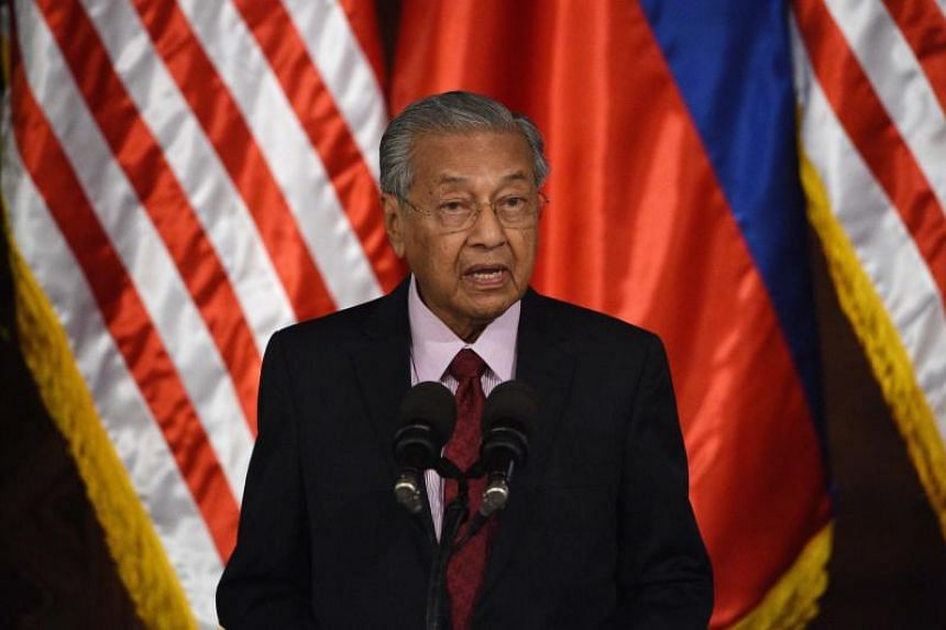 "Malaysia Prime Minister Mahathir has not commented on the matter, merely saying on April 12, 2019, that ""I already have a candidate""."