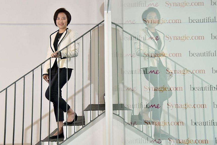 Synagie Corporation co-founder and executive director Zanetta Lee says the company is well positioned to harness the e-commerce wave in South-east Asia.