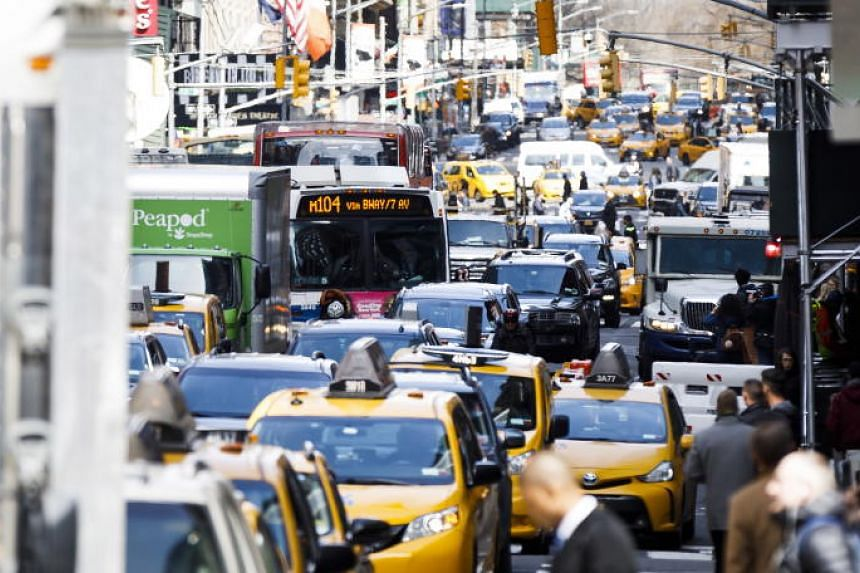 New York is set to become the first city in the United States to implement congestion pricing.
