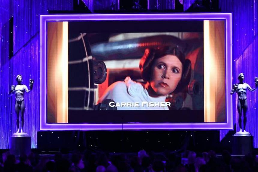 Writers had agonised over giving Carrie Fisher's beloved General Leia Organa a fitting send-off in Star Wars: Episode IX - The Rise Of Skywalker, director J.J. Abrams said.