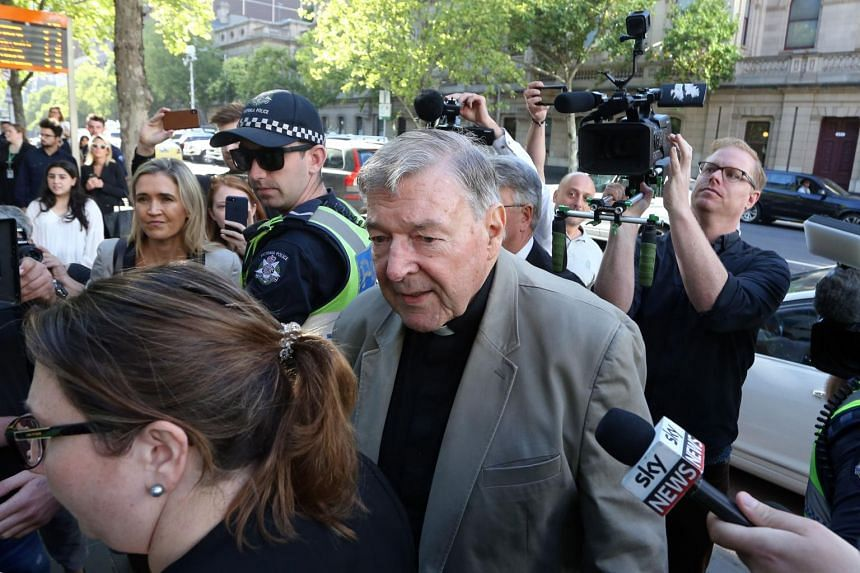 The court had banned all reporting of the case against cardinal George Pell for child sex abuse. Local media had run cryptic articles complaining that they were being prevented from reporting a story of major public interest.