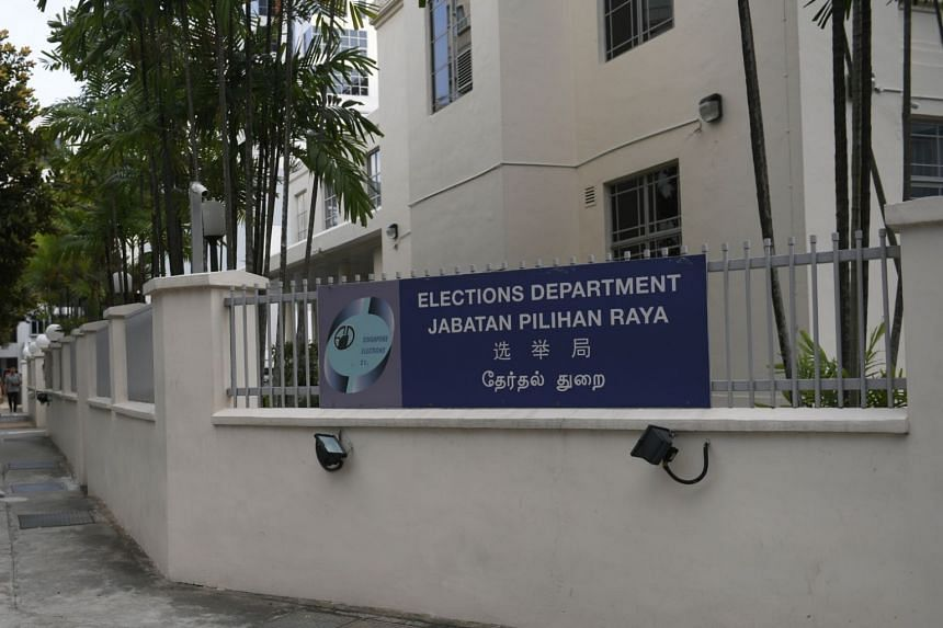 The Elections Department said those who did not vote in a past election and had their names removed from the register as a result can apply to have their names restored.