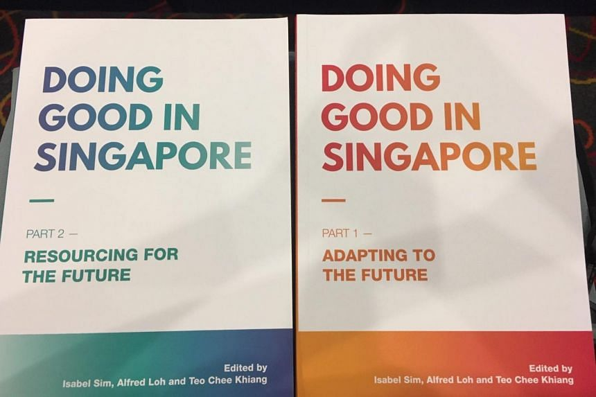 Doing Good In Singapore parts one and two include insights on topics such as the ageing population and the importance of using technology and data.