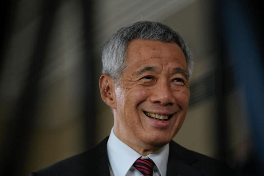 The award will be presented to Prime Minister Lee Hsien Loong at the 54th Appeal of Conscience Foundation Awards Dinner in New York on Sept 23, 2019.