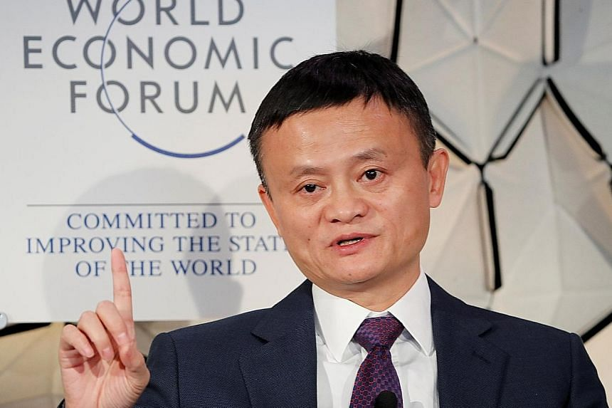 Alibaba chairman Jack Ma's earlier comments about the 12-hours-a-day, six-days-a-week routine stoked a fierce debate online. PHOTO: REUTERS