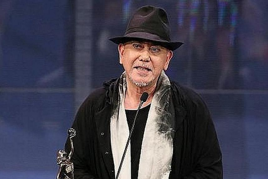 Actor Anthony Wong's role in Still Human won him his third Best Actor prize on Sunday.