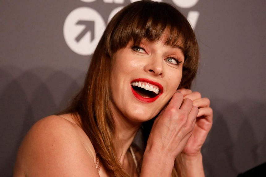 Milla Jovovich, known for her role in the Resident Evil franchise, plays the sorceress Nimue in the comic-book fantasy Hellboy.