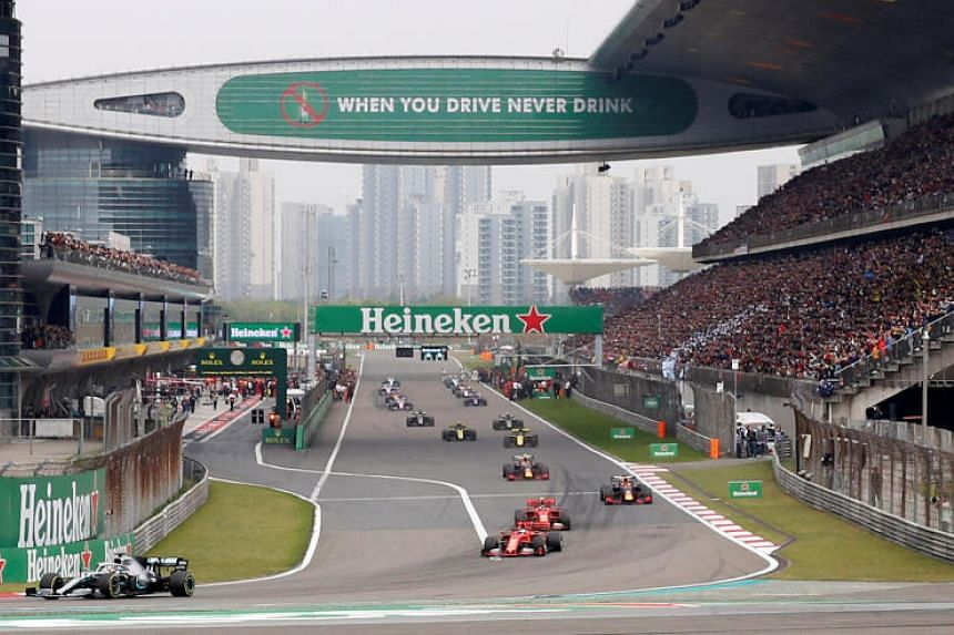 A second grand prix to go with the existing one on the US$450 million (S$609 million) Shanghai International Circuit would make China the only country to have two races.