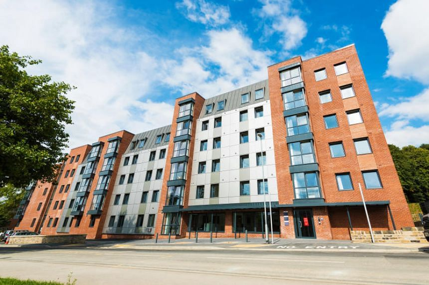 The Asa Briggs House with 320 beds in Leeds.