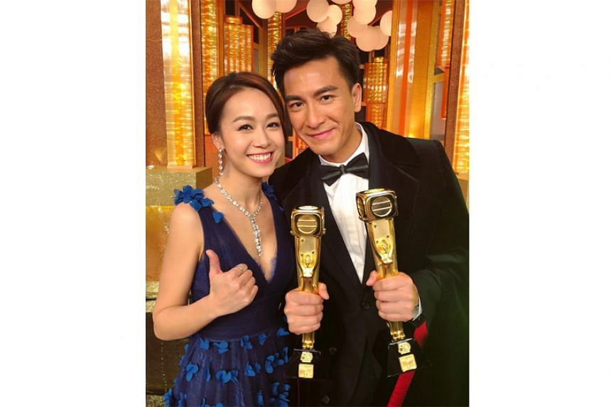 Jacqueline Wong and fellow TVB actor Kenneth Ma have been dating since 2017.