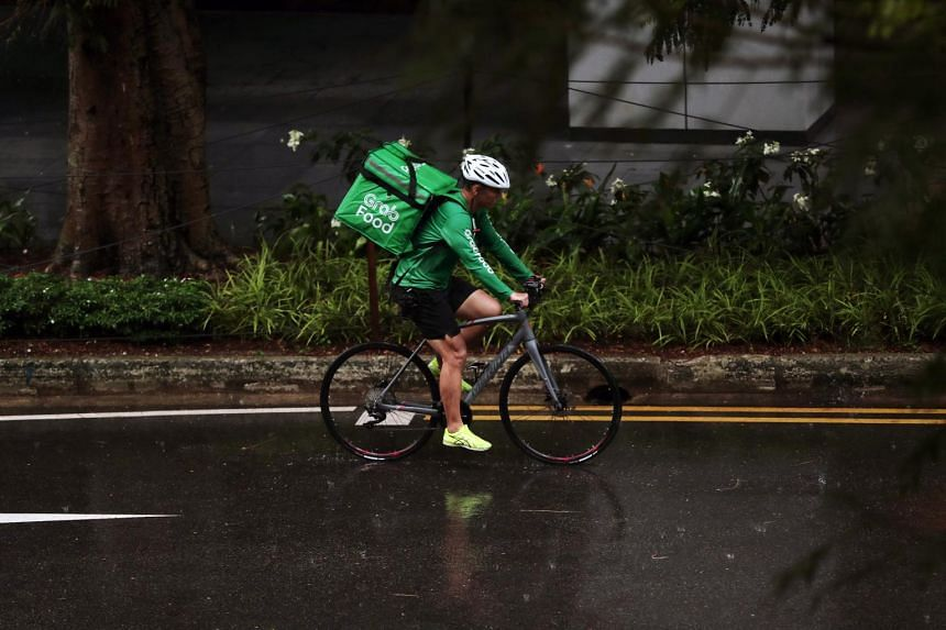 GrabFood has become the fastest-growing business unit in Grab, with orders growing 25 per cent month on month.