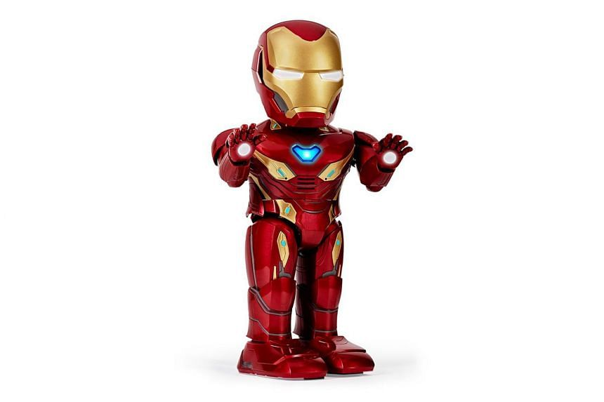 The Iron Man MK50 gives fans the chance to role-play as Tony Stark, aka Iron Man.