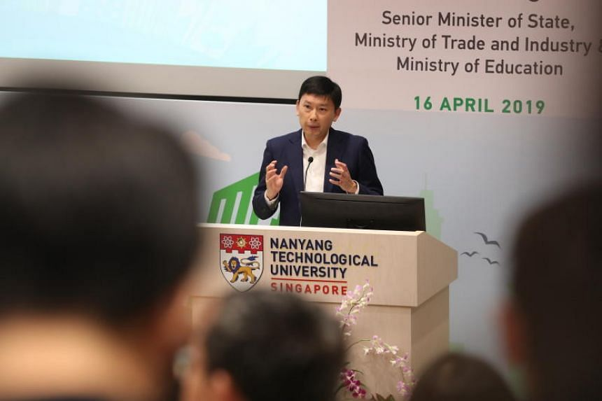 Senior Minister of State for Trade and Industry and Education Chee Hong Tat, who unveiled the centre in NTU on Tuesday (April 16), noted that the rising prevalence of digital technology and data science has unlocked new solutions and business models
