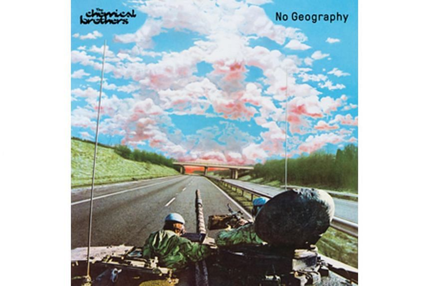 The Chemical Brother's No Geography goes for less well-known acts who shine in their own right.