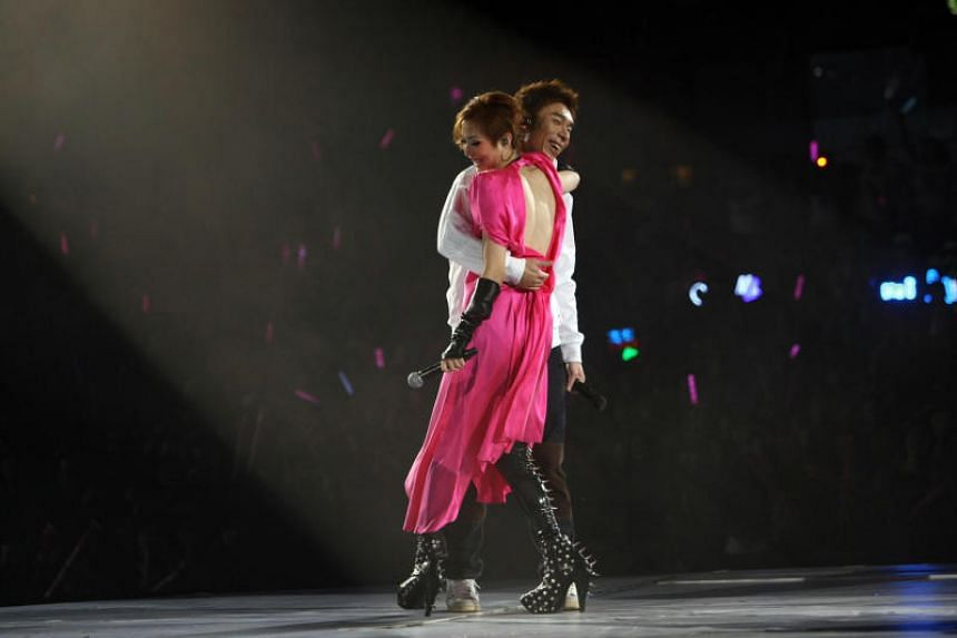 Andy Hui and Sammi Cheng have had a dramatic love affair for close to 30 years.