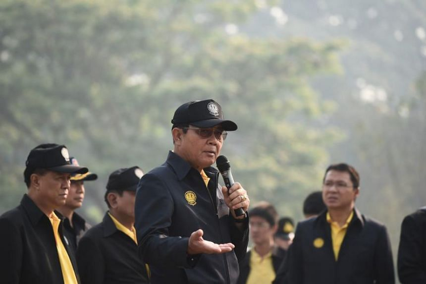 The process to empower the National Intelligence Agency is to be run under the approval of Thailand's current Premier, junta leader Prayut Chan-o-cha.