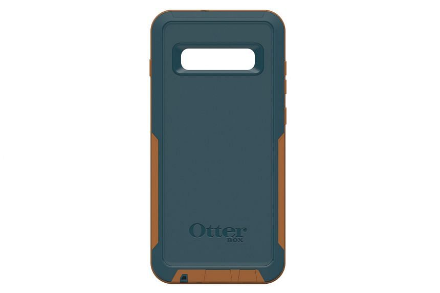 Otterbox Pursuit For Samsung Galaxy S10+ Smartphone Case.