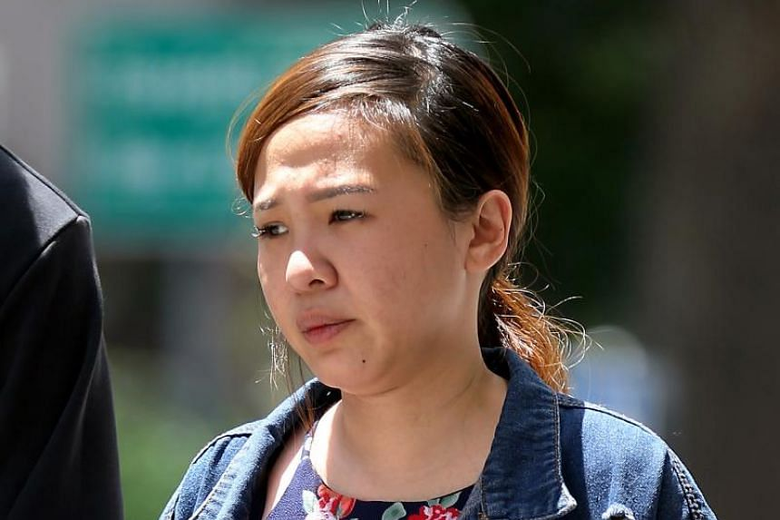 Jasmine Tan Su Ling pleaded guilty on April 12 to two counts of abetment to cause harassment. She also admitted to being a member of an unlawful assembly and to an unrelated charge of fighting in a public place.