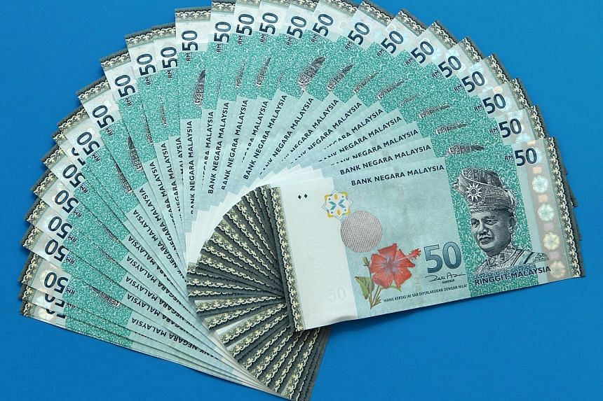 Malaysian Ringgit Is Asia S Worst Performer In April Economy News Top Stories The Straits Times