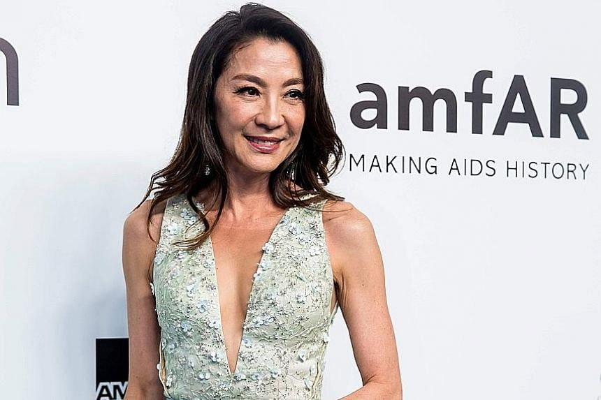 Michelle Yeoh will play Dr Karina Mogue, a scientist, in the sequels to Avatar.