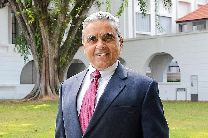 Professor Kishore Mahbubani has been elected to the American Academy of Arts and Sciences.