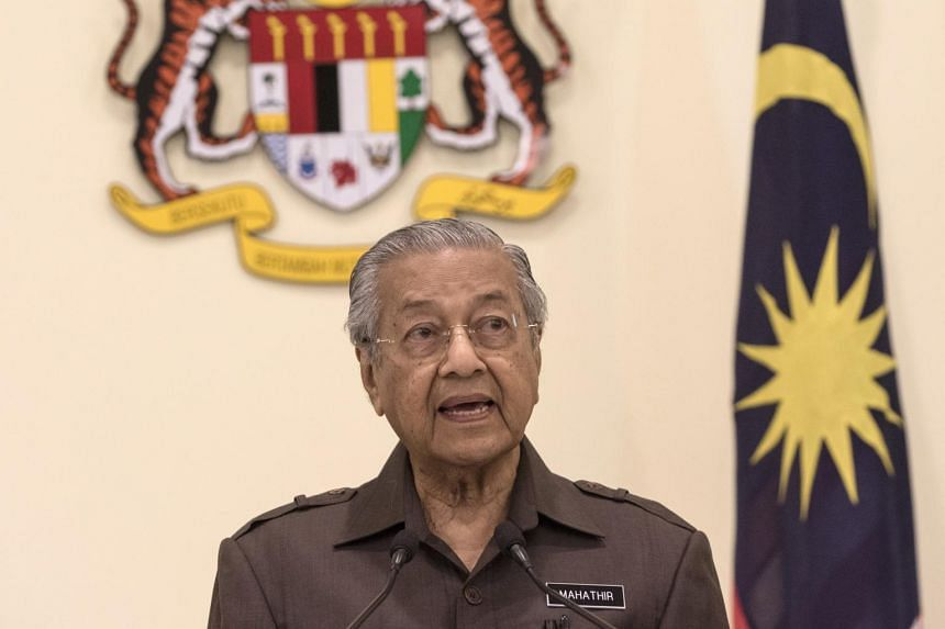 """Malaysia's Prime Minister Mahathir Mohamad said on April 18 that there was no need for a travel advisory against visiting Malaysia, as it is a """"safe nation""""."""
