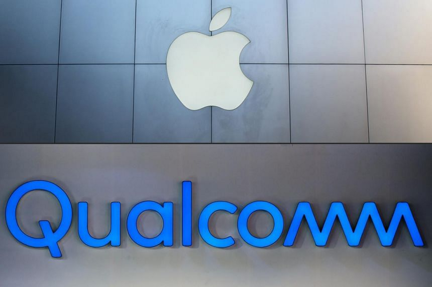 Apple struck a deal with Qualcomm to halt all litigation, ending a two-year battle over technology that underpins all smartphones