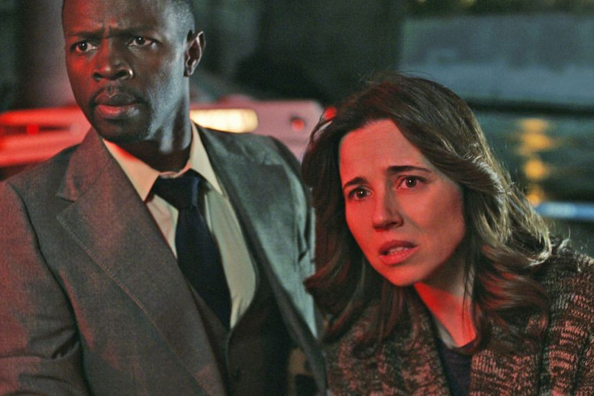 The Curse Of The Weeping Woman's Sean Patrick Thomas and Linda Cardellini (both left).