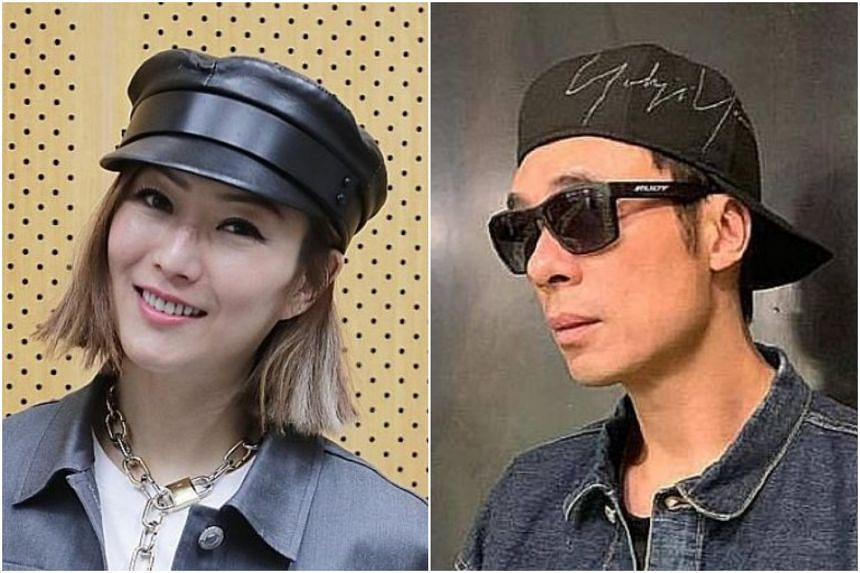 Sammi Cheng said in an Instagram post that she and Andy Hui had held hands and prayed together in these difficult times.