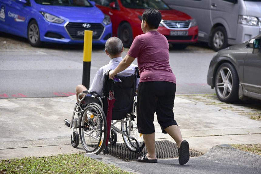 The Singapore state requires that citizens do not age themselves out of productivity, particularly employment.