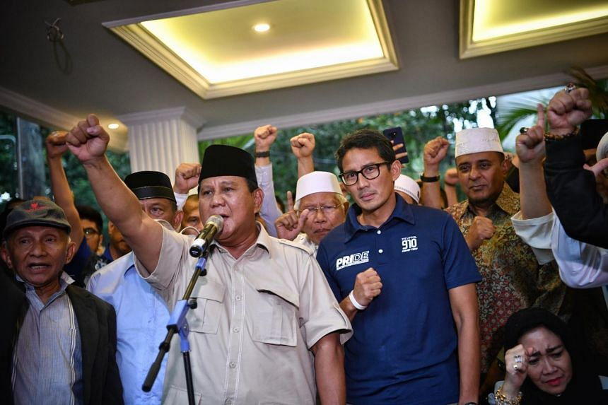 "Mr Prabowo Subianto's supporters are most likely to be ""Jokowi haters"" than ""Prabowo admirers"", said Dr Budi Irawanto."